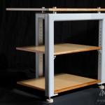 Tripode inovaudio steel & wood